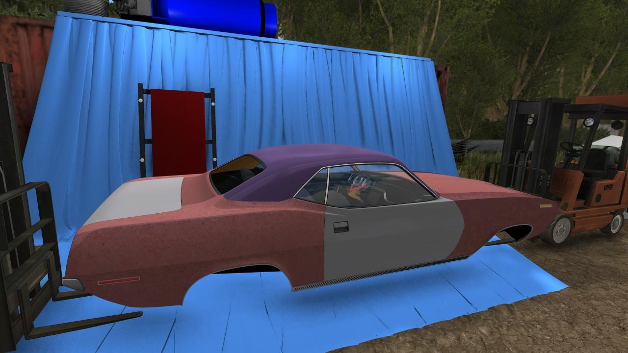 Fix My Car Classic Muscle 2 LT- screenshot