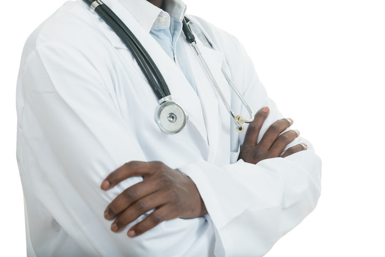 Health care workers have a short message for all South Africans: Stay at home. Photo iStock