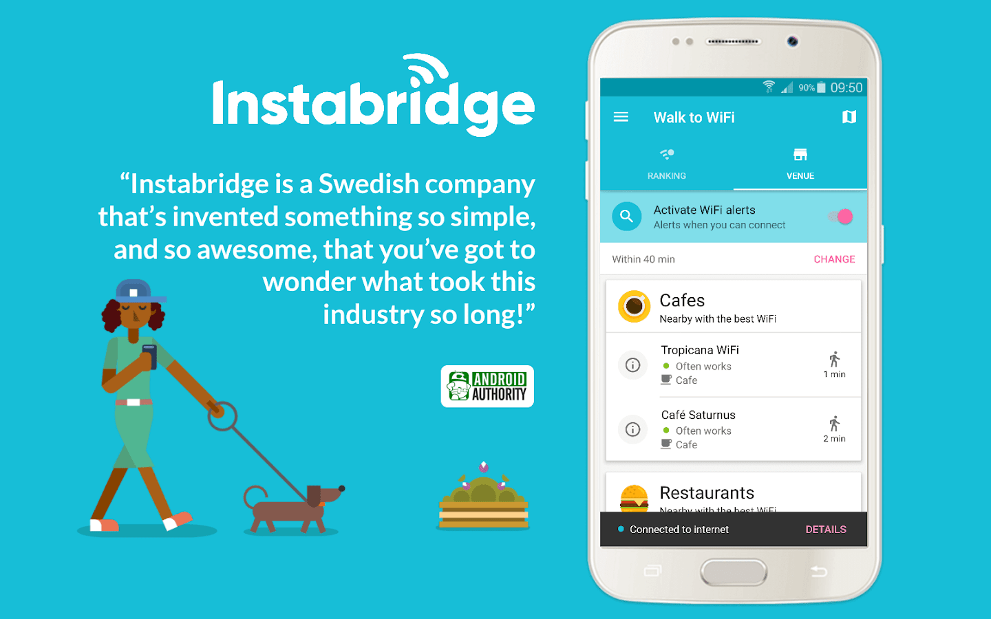 instabridge free wifi passwords and hotspots android apps on