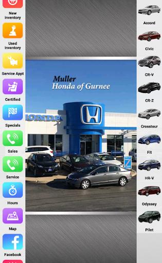 免費下載商業APP|Muller Honda of Gurnee app開箱文|APP開箱王