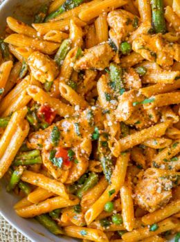 Cheesecake Factory Spicy Chicken Chipotle Pasta