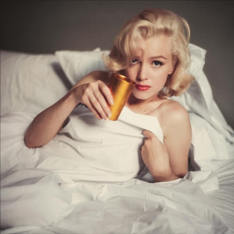 Fotos secretas de Marilyn Monroe