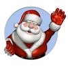 Vyomy 3D Weihnachten&Halloween