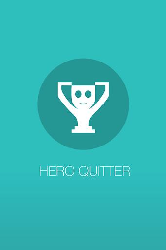 Hero Quitter - quit smoking