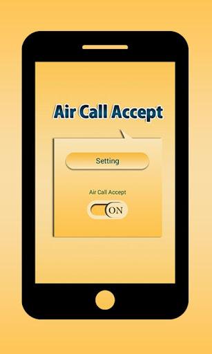 Air Call Accept