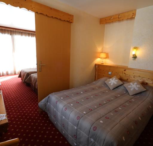 Hotel Houches en vallée de Chamonix