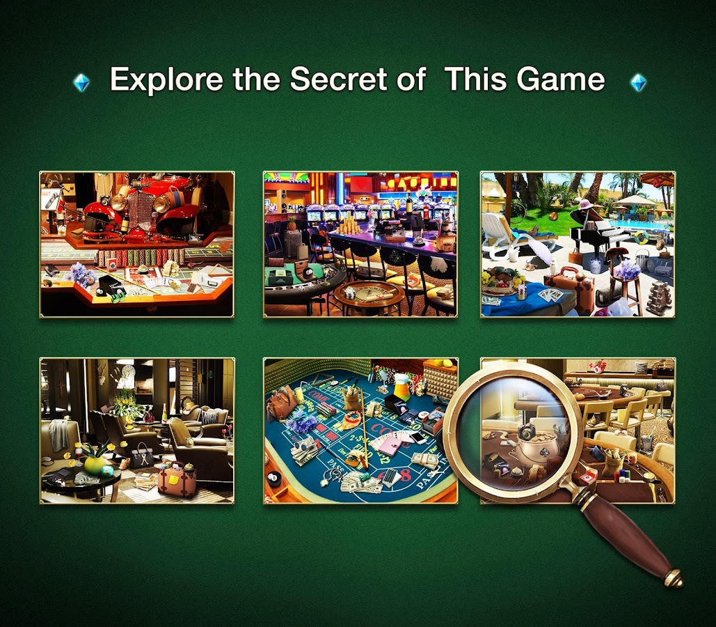 Hidden Object Secret of Casino - Android Apps on Google Play