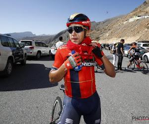 Domenico Pozzovivo se souviendra longtemps de son dernier entraînement