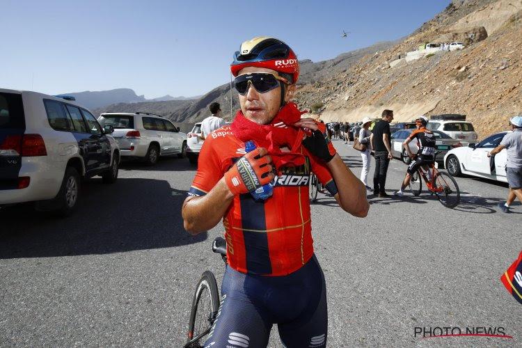 Pozzovivo moet kruis maken over Vuelta na aanrijding op training