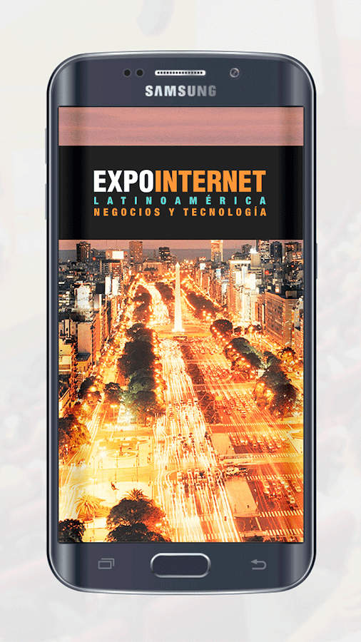 ExpoInternet Latinoamérica- screenshot
