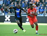Eder Balanta a prolongé son contrat au Club de Bruges jusqu'en 2024