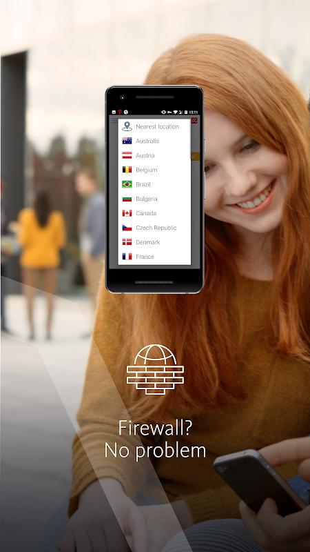 Avira Phantom VPN: Free & Fast VPN Client & Proxy screenshots