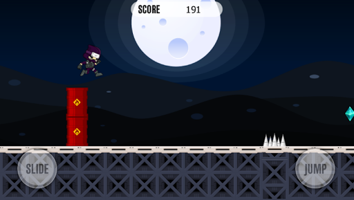 Télécharger Gratuit Tezla Ninja mod apk screenshots 3
