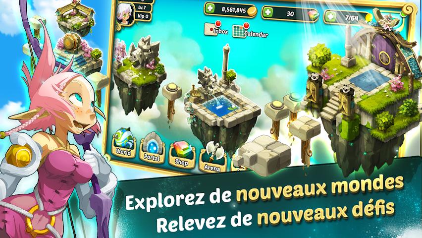 android Wakfu Raiders Screenshot 12