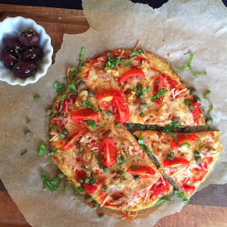Tuna Pizza – New Low Carb Pizza