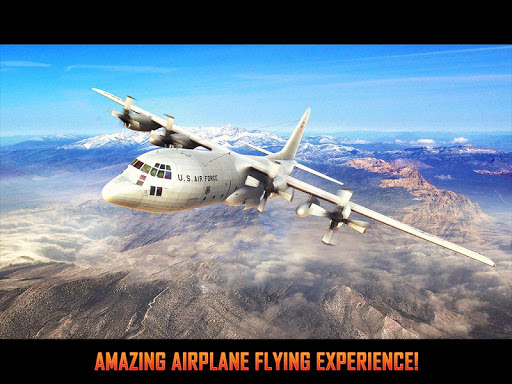 Army Tank Transport Plane Sim screenshots 8