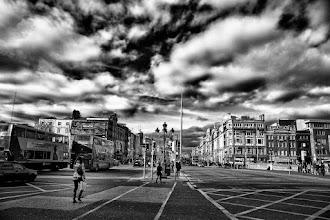 Photo: O'Connell Street Dublin Ireland  #streetsaturday with +Siddharth Pandit