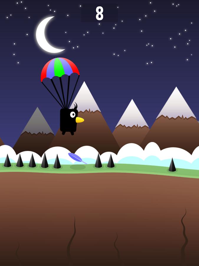 Parachute-Bird 21