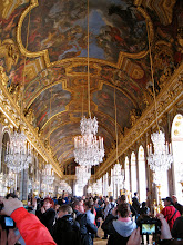 Photo: Hall of Mirrors, Versailles