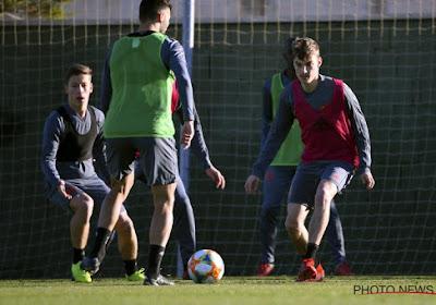 Anderlecht cherche du renfort au milieu du jeu, Gerkens est autorisé à partir