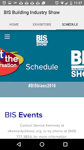 BIS Building Industry Show- screenshot thumbnail