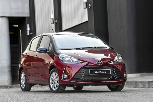 Toyota has given the front of the new Yaris what it calls a 'catamaran' look.      Picture: MOTORPRESS