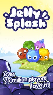 Jelly Splash - Line Match 3 screenshot 04