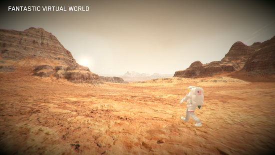 VR Mars- screenshot thumbnail