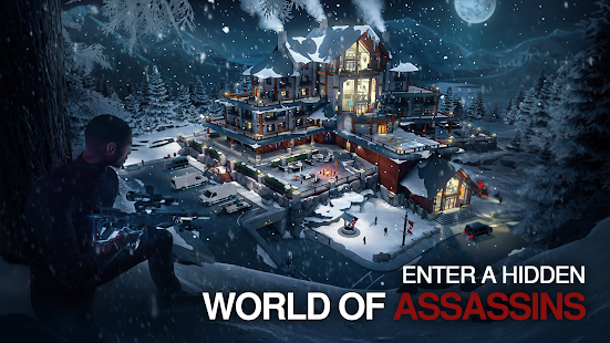 Hitman Sniper 2: World of Assassins Screenshot
