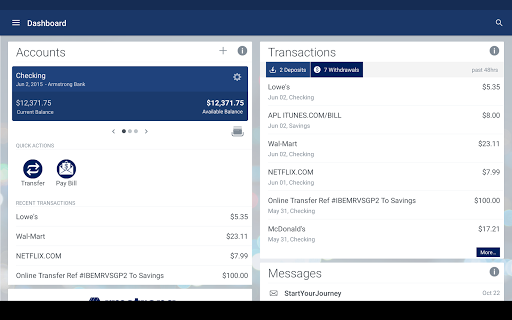 Armstrong Bank screenshot 6