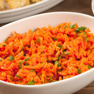 Spicy Carrot Salad Recipes