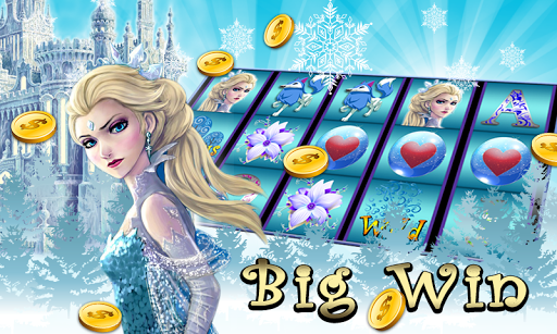 Slots Princess Magic Winter
