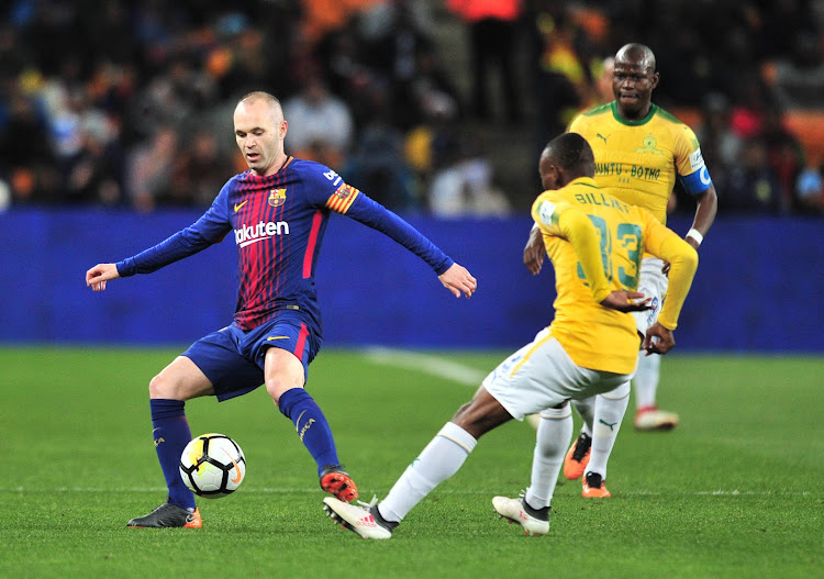 39cc95916 Want-away Sundowns forward Billiat will have no shortage of suitors in  Polokwane