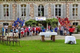 Photo: Célébration épiscopale présidée par Mgr BOULANGER