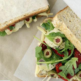 Mediterranean Style Sandwiches