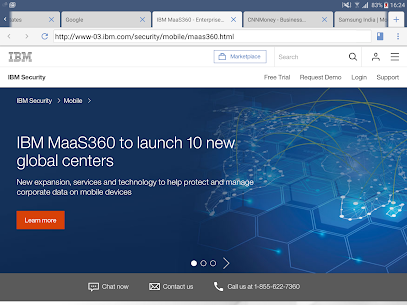 MaaS360 Browser App Download For Android and iPhone 7