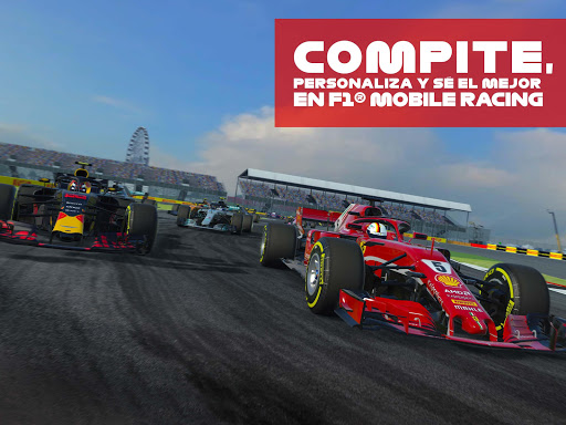 F1 Mobile Racing  trampa 9