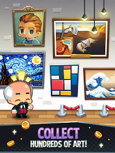 Art Inc. - Trendy Business Clicker Screenshot