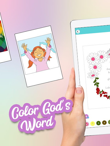 Bible Coloring - Bible Color by Number, Bible Game 20.0 screenshots 9