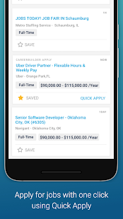 Job Search by CareerBuilder- screenshot thumbnail