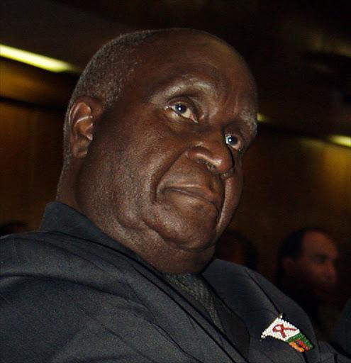 Former Zambia president Kenneth Kaunda hospitalised