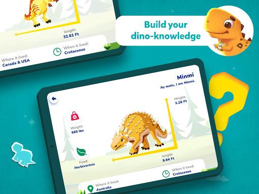 Orboot Dino AR by PlayShifu android2mod screenshots 15