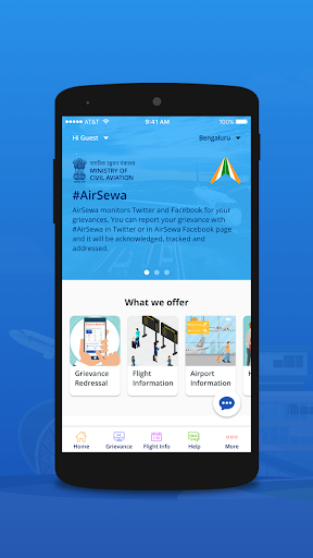 AirSewa 1.0 screenshots 1