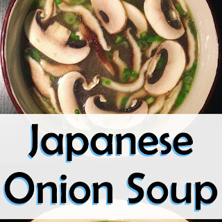 Japanese Mushroom And Green Onion Soup Recipes.