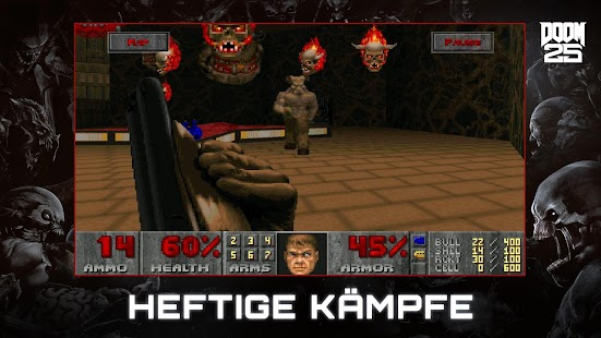 DOOM II Screenshot