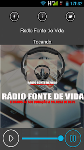 Rádio Fonte de Vida- screenshot thumbnail