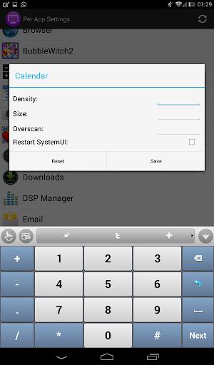 UI Tuner (ROOT) screenshot 11