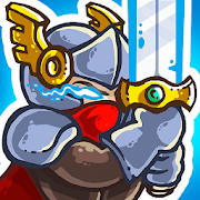 Download Game Kingdom Defense 2: Sword Hero [Mod: Unlocked / a lot of money] APK Mod Free