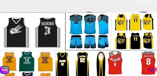 Basketball Jersey Design Aplikacije Na Google Playu