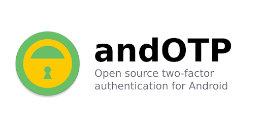 andOTP - Android OTP Authenticator for PC